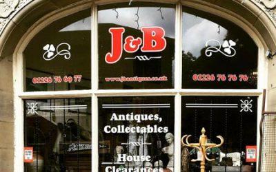 J&B Antiques and The Vintage Tea Room
