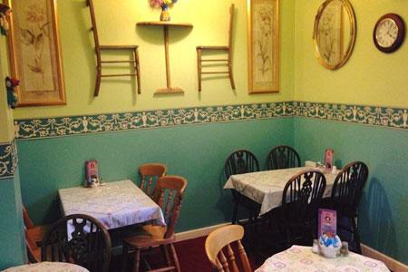JB Antiques Tea Room